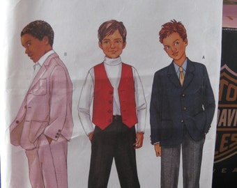 Pattern BUTTERICK 3353 (boy)