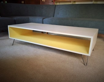 Coffee Table- Midcentury Modern