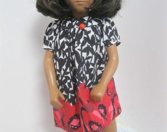 Classic Yoke Dress for Sasha