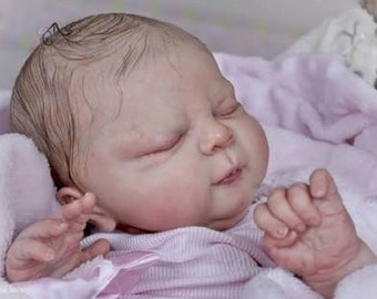 Libby Reborn doll kit by Cindy Musgrove