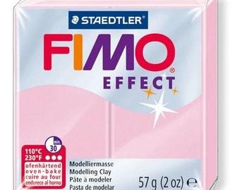 Fimo Effect Pastel Rose - Fimo Pastel - Fimo Effect bread dough