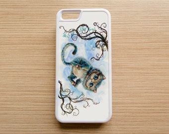 Cheshire Cat / Kitten / Alice Through the Looking Glass (2016) /Case for iPhone, Samsung, other