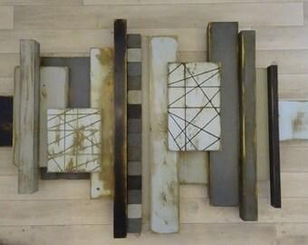 Merge Wood Wall Art