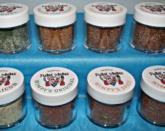 Swine Dining Seasoning Sampler Pack