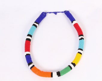 Ndebele Multi Necklace