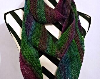 Declination Cowl Knitting Pattern