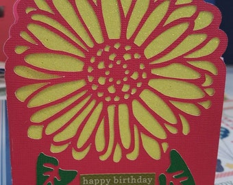 Birthday or any occasion card