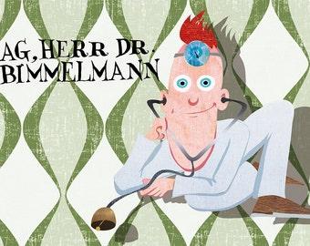 Day, Mr doctor Bimmel m
