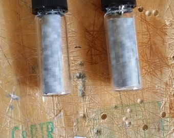 Vial Reliquary Earrings-The patterns of Venice, Italy