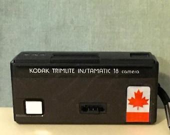 Kodak Trimlite Instamatic 18