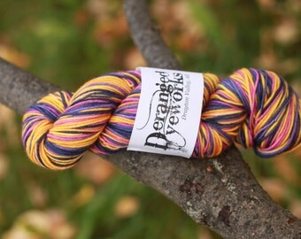 Deceptive Beauty - 100% Superwash Merino Wool Yarn - Worsted Weight