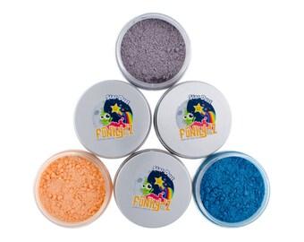 Star Dust: Colour your bath water