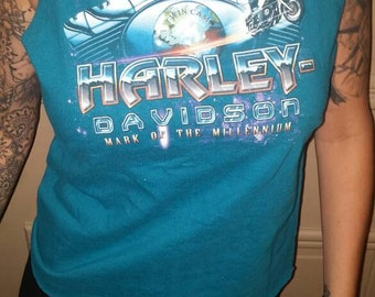 Women's Harley Davidson t-shirt