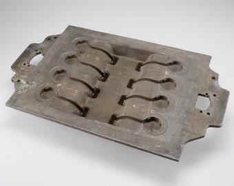 Vintage Metal Industrial Mold