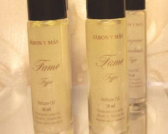 Fame Type Perfume Oil -Alcohol free