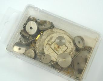 Vintage Watch Parts 1 oz