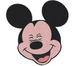 Mickey mouse Machine Embroidery Design -- SB629