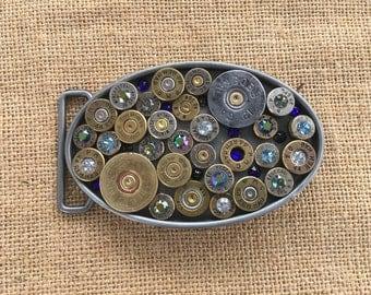 Bullet Belt Buckle