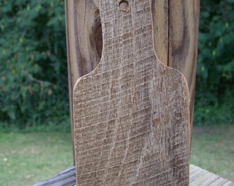 Primitive Barn Wood Paddle