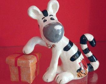 Handmade Sculpture Original Character or Pet