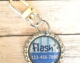 Personalized Dog Tag, Dog ID Tag, Dog Collar Tag, Dog Tags for Dogs, Dog Gift, Pet Tags for Pets, Dog Name Tags, Tags for Dogs