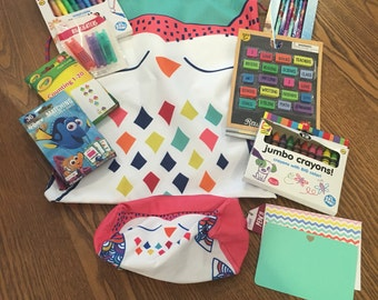 New Student String Bag Gift