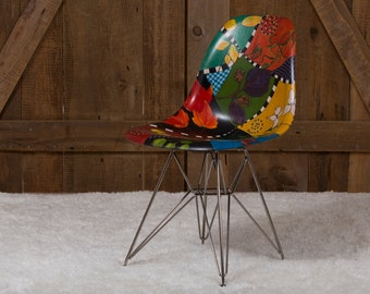 Herman Miller Eames Chair - Fall Flowers Edition