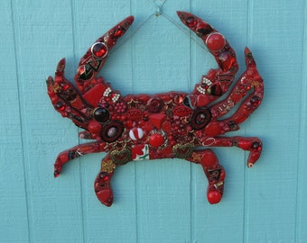 Red Crab (small)
