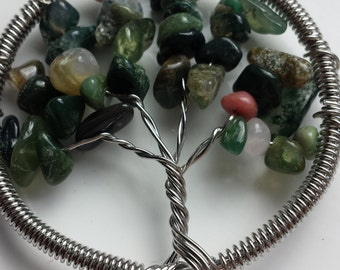 Tree of life pendant for necklace