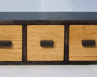 3-Drawer Box