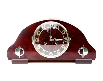 Art Deco mantel clock 1920