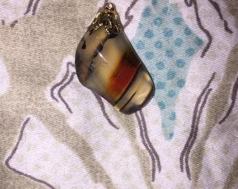 Custom gemstone necklace