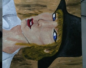 Taylor Swift painting