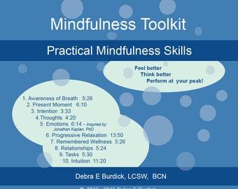 Mindfulness Toolkit