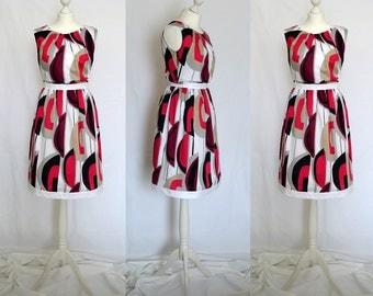 SALE Lovely 100% cotton dress, UK Size 12