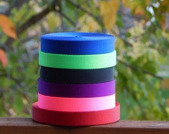 Black Nylon Collar