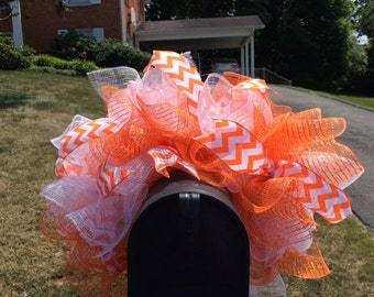 University of Tennessee Mailbox Topper