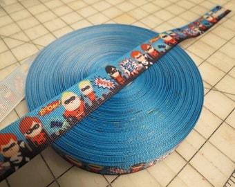 The Incredibles ribbon