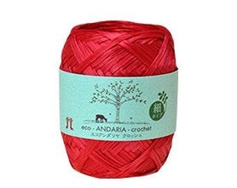 Hamanaka eco ANDARIA crochet
