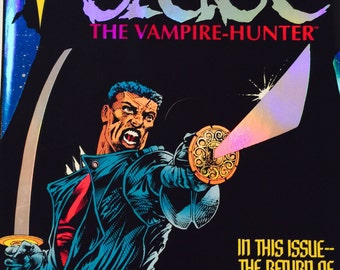 Blade The Vampire Hunter #1 NM