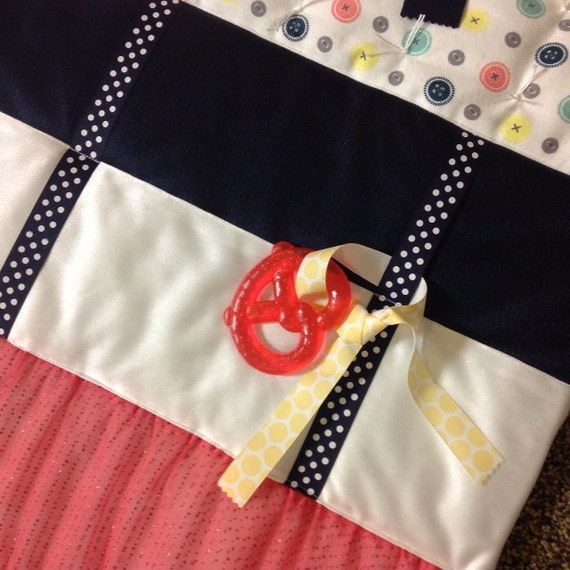 Easy Play Mat Pattern Baby Tummy Time Quilt Sensory