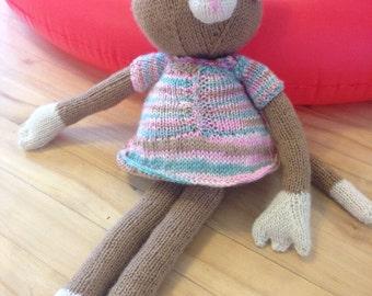 Knit Cat - Precious