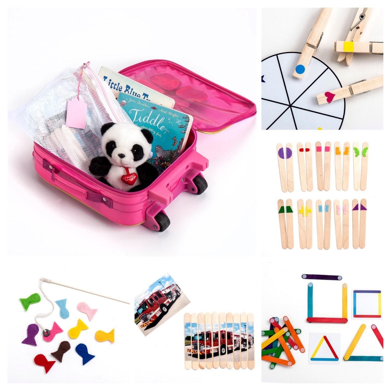 Toys For Travel : Travel games fun car boys toys girl toddler