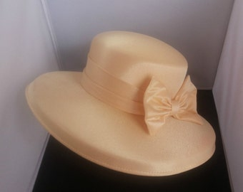 Awesomely  designed Wedding/Ascot/Bridal/formal,designed ladies hat   Size-M