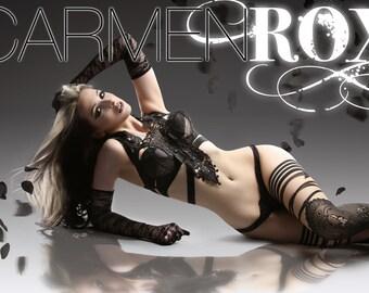 Carmen Rox Print / Poster