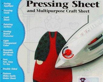 The Applique Pressing Sheet Non-Stick