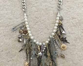 "Necklace Fashion Handmade 17"" Length"