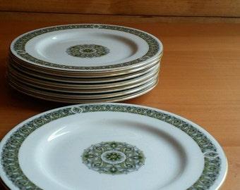 Royal Doulton Celtic Jewel 6 1/2 inch side/tea/bread & butter plate
