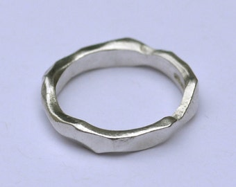 Eros Ring - Sterling Silver