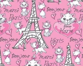 Disney Aristocats Paris Marie Fabric Springs Creative